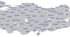 Tefeci Adresleri ve İletişim Bilgileri Tüm Türkiye